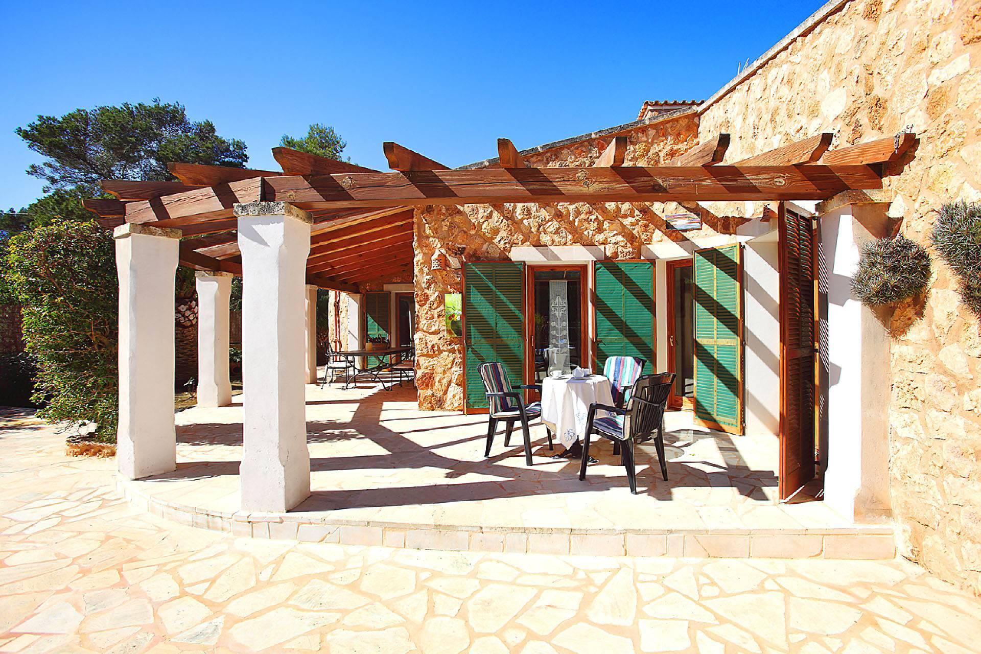 01-174 Gemütliches Ferienhaus Mallorca Süden Bild 9