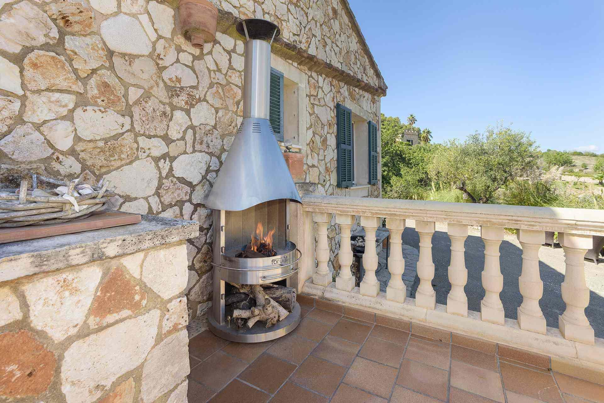 01-169 Finca with a view Mallorca East Bild 9
