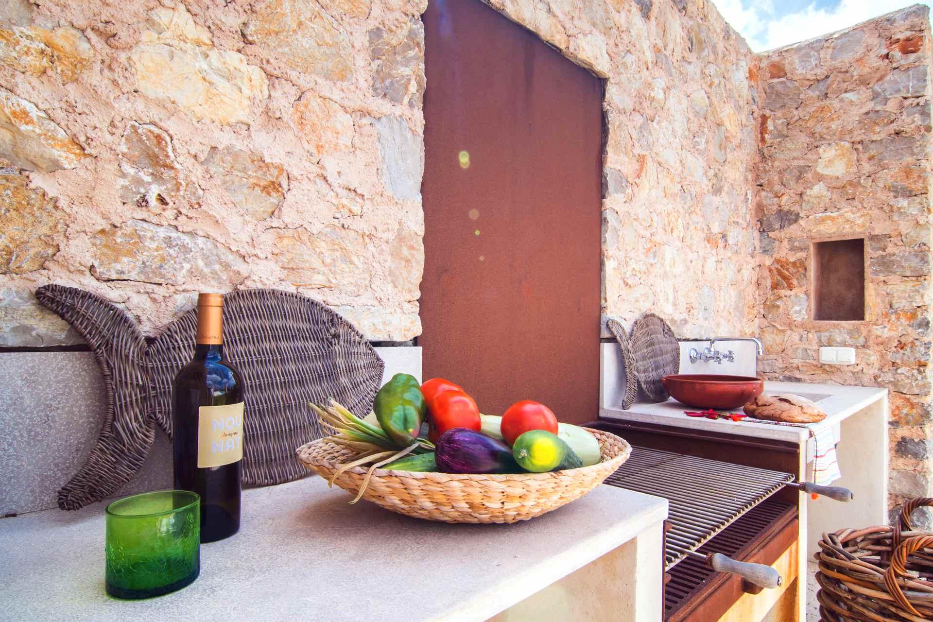 01-306 topmoderne Finca Mallorca Nordosten Bild 9