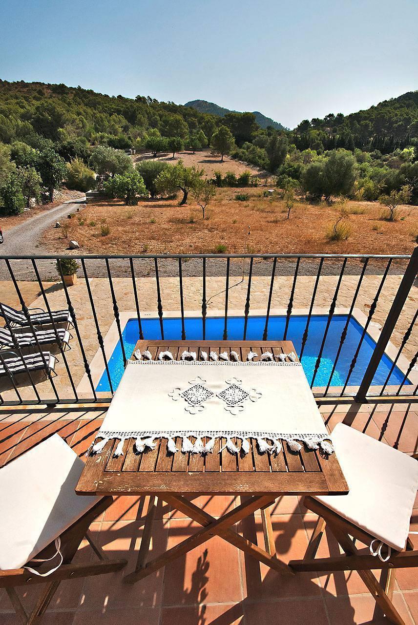01-220 Finca Mallorca Norden mit Pool Bild 9