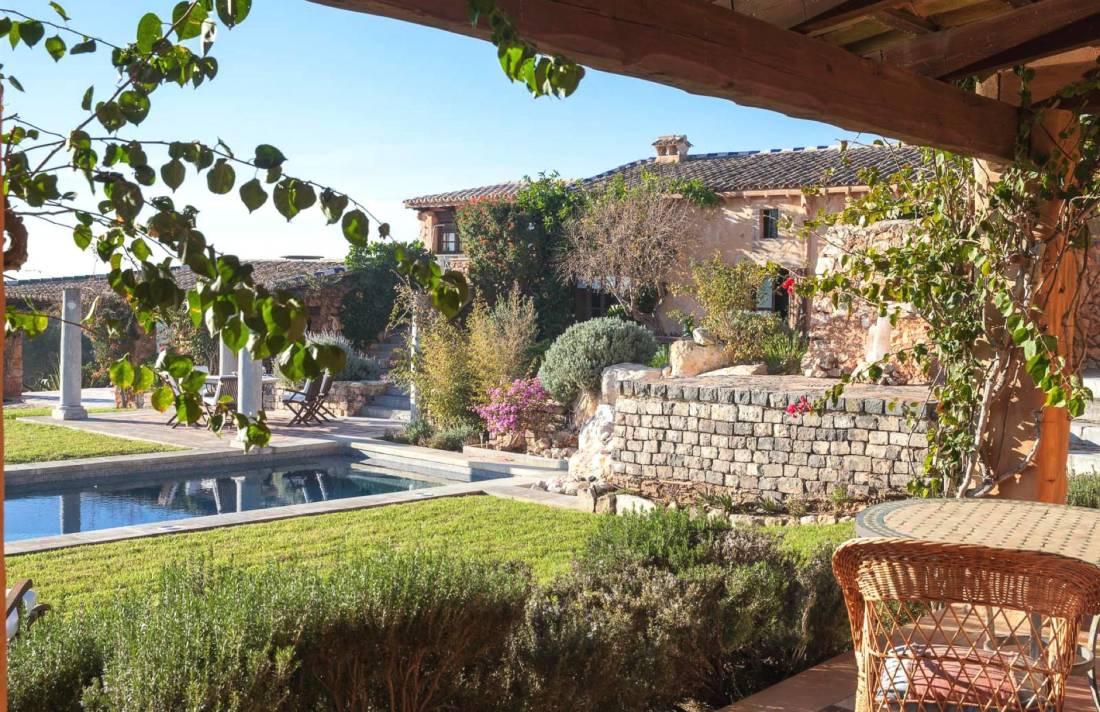 01-116 extravagante luxus Finca Mallorca Süden Bild 8
