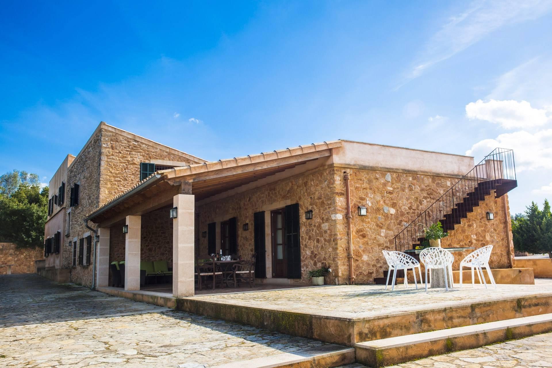 01-103 traumhafte Finca Mallorca Nordosten Bild 10
