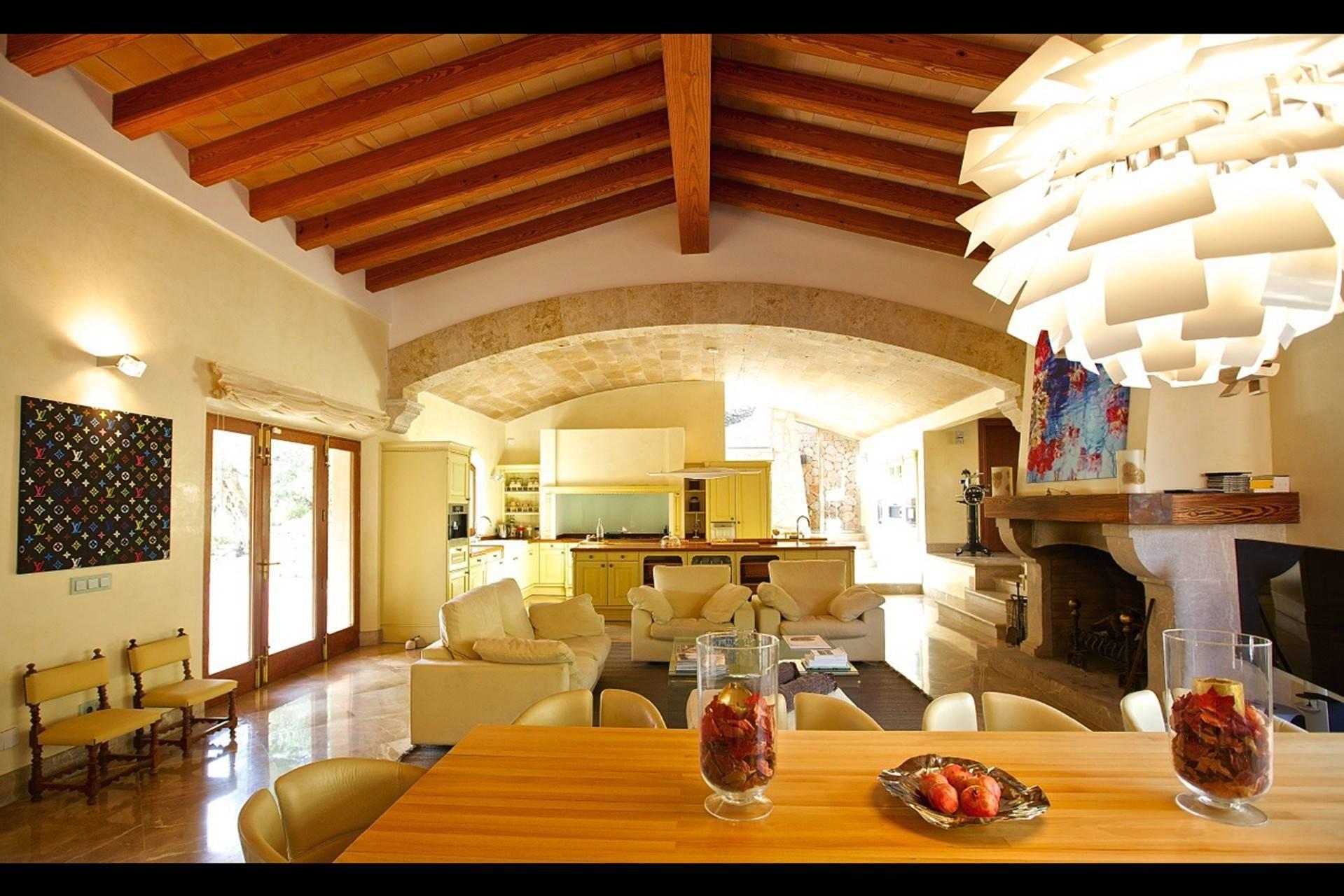 01-119 Exklusive Finca Mallorca Südwesten Bild 10