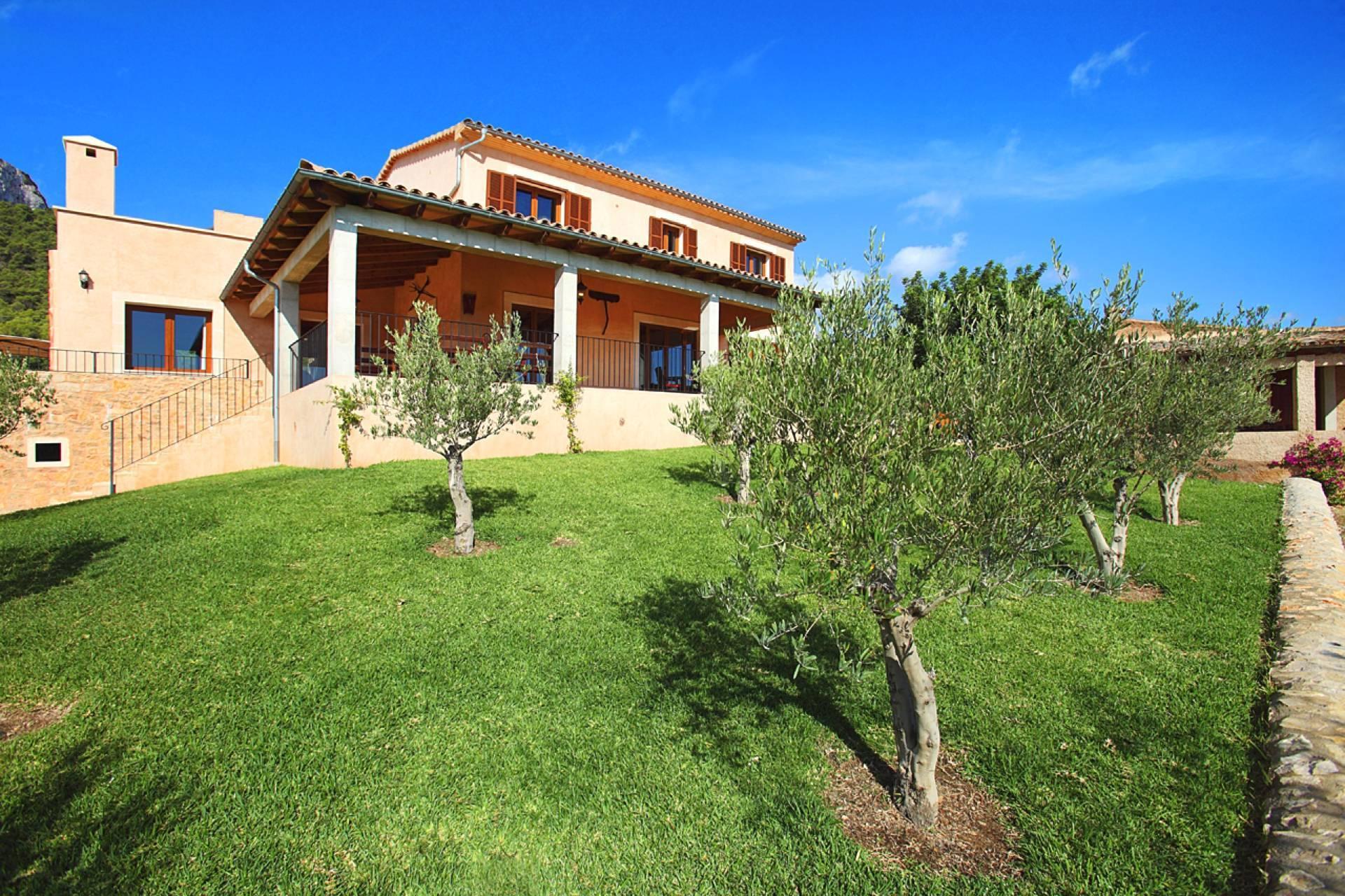 01-159 Ländliches Ferienhaus Mallorca Osten Bild 10