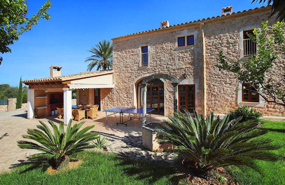 01-33 Großzügiges Ferienhaus Mallorca Osten Bild 10
