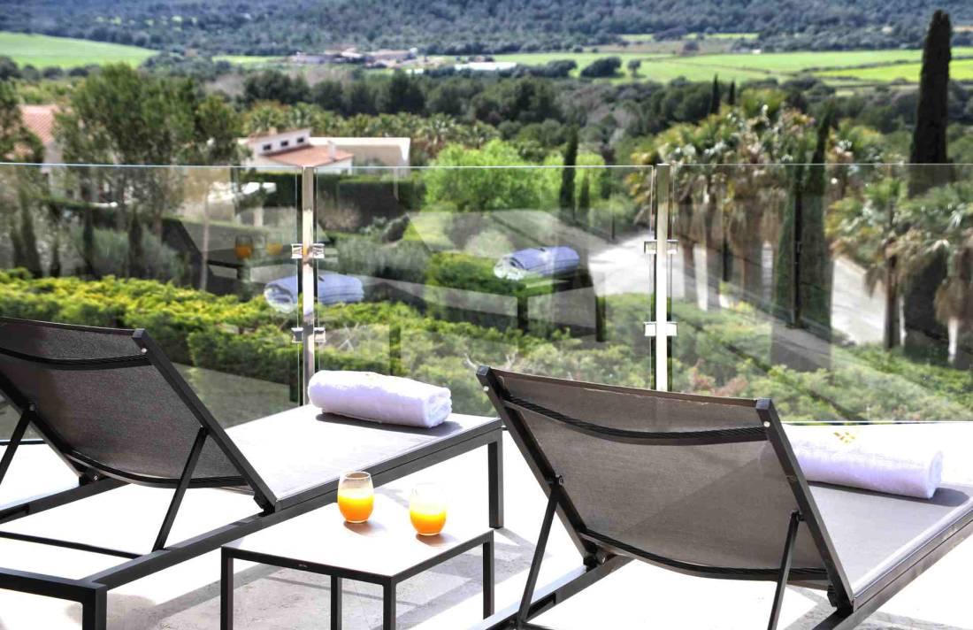 01-327 moderne Golfplatz Villa Mallorca Nordosten Bild 9