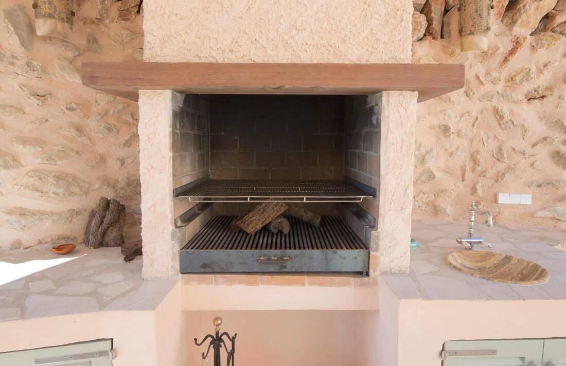 01-345 moderne Meerblick Finca Mallorca Osten Bild 10