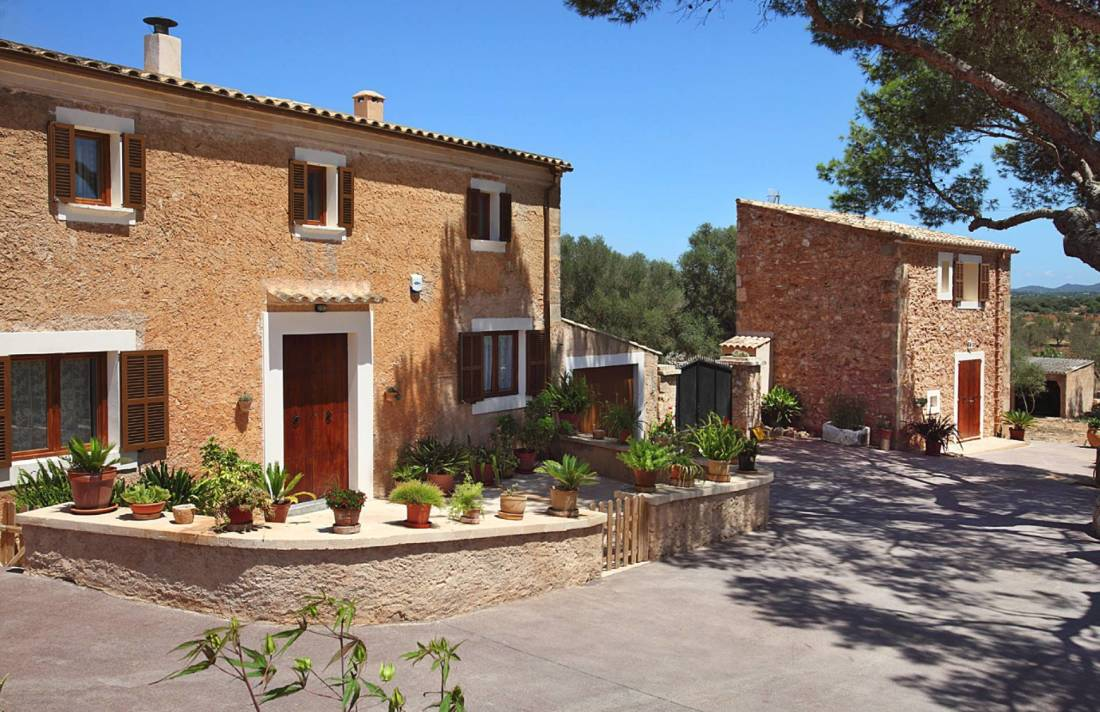 01-142 Rustic farmhouse Mallorca east Bild 8