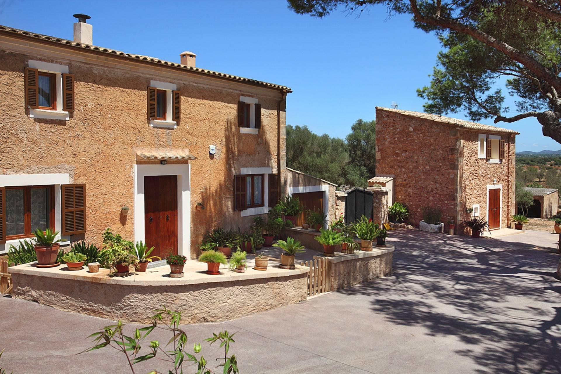 01-142 Rustikales Bauernhaus Mallorca Osten Bild 8