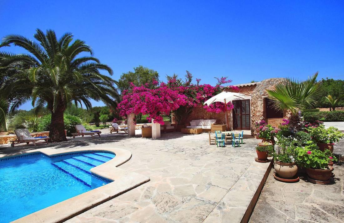 01-131 Restaurierte Finca Mallorca Osten Bild 10