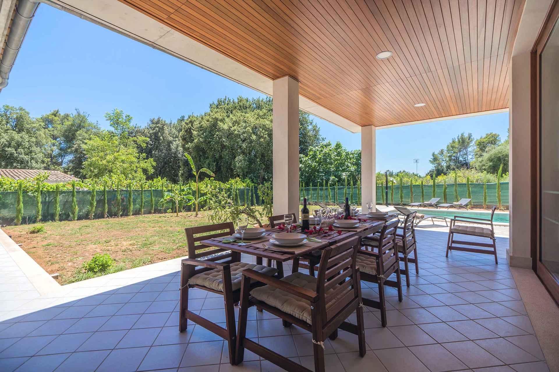 01-295 ortsnahe Villa Mallorca Norden Bild 10
