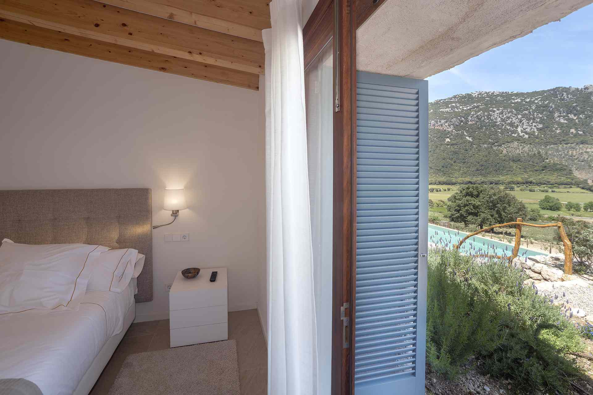 01-339 moderne kleine Finca Mallorca Westen Bild 10