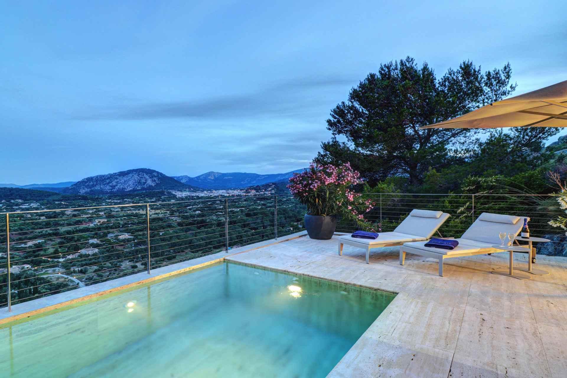 01-341 spektakuläre Villa Mallorca Norden Bild 10