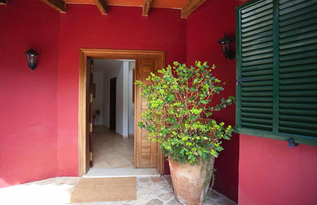 01-309 hübsches Ferienhaus Mallorca Zentrum Bild 10