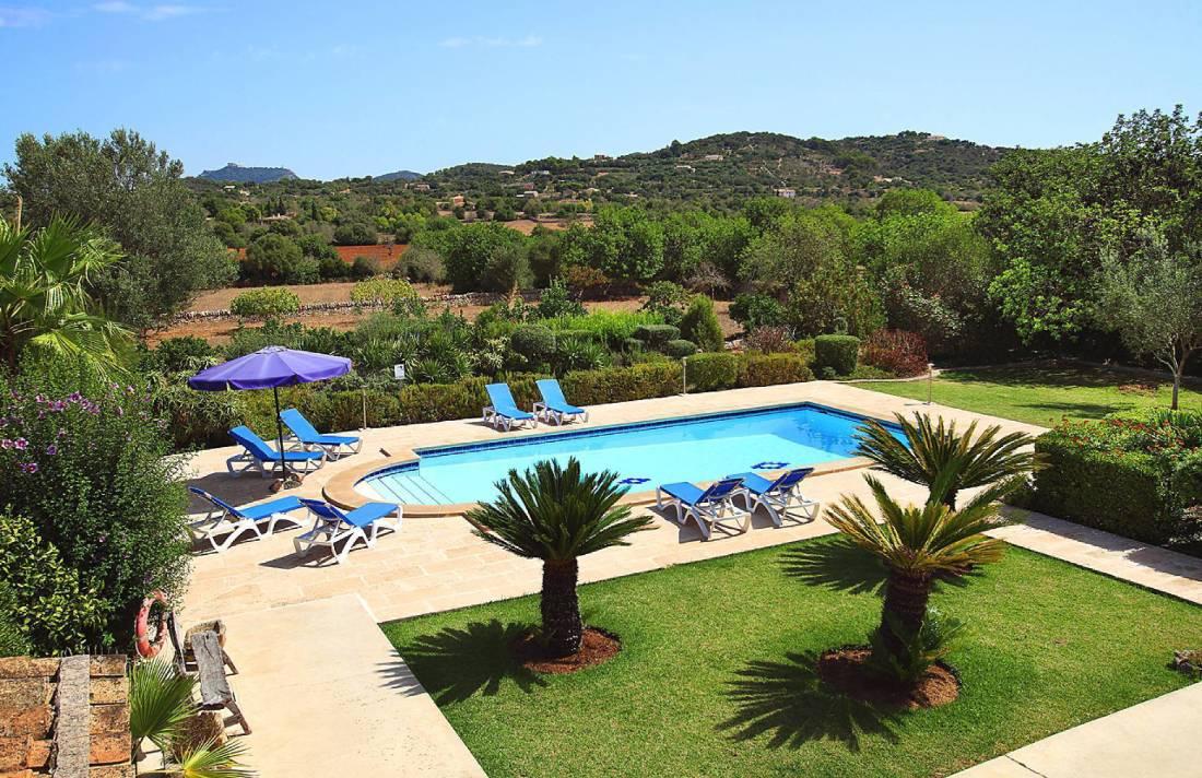 01-132 Urige Finca Mallorca Osten Bild 10