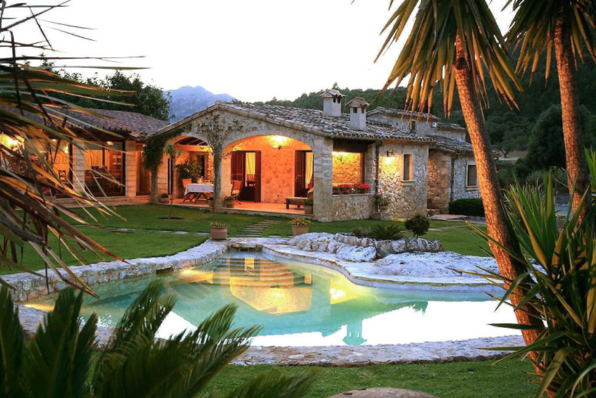 01-11 Traditionelle Finca Mallorca Norden Bild 10