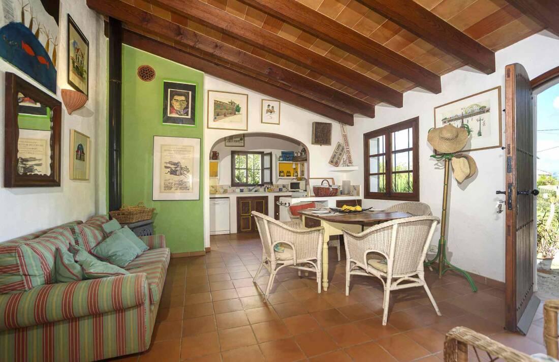 01-161 Finca mit hübschem Garten Mallorca Norden Bild 10