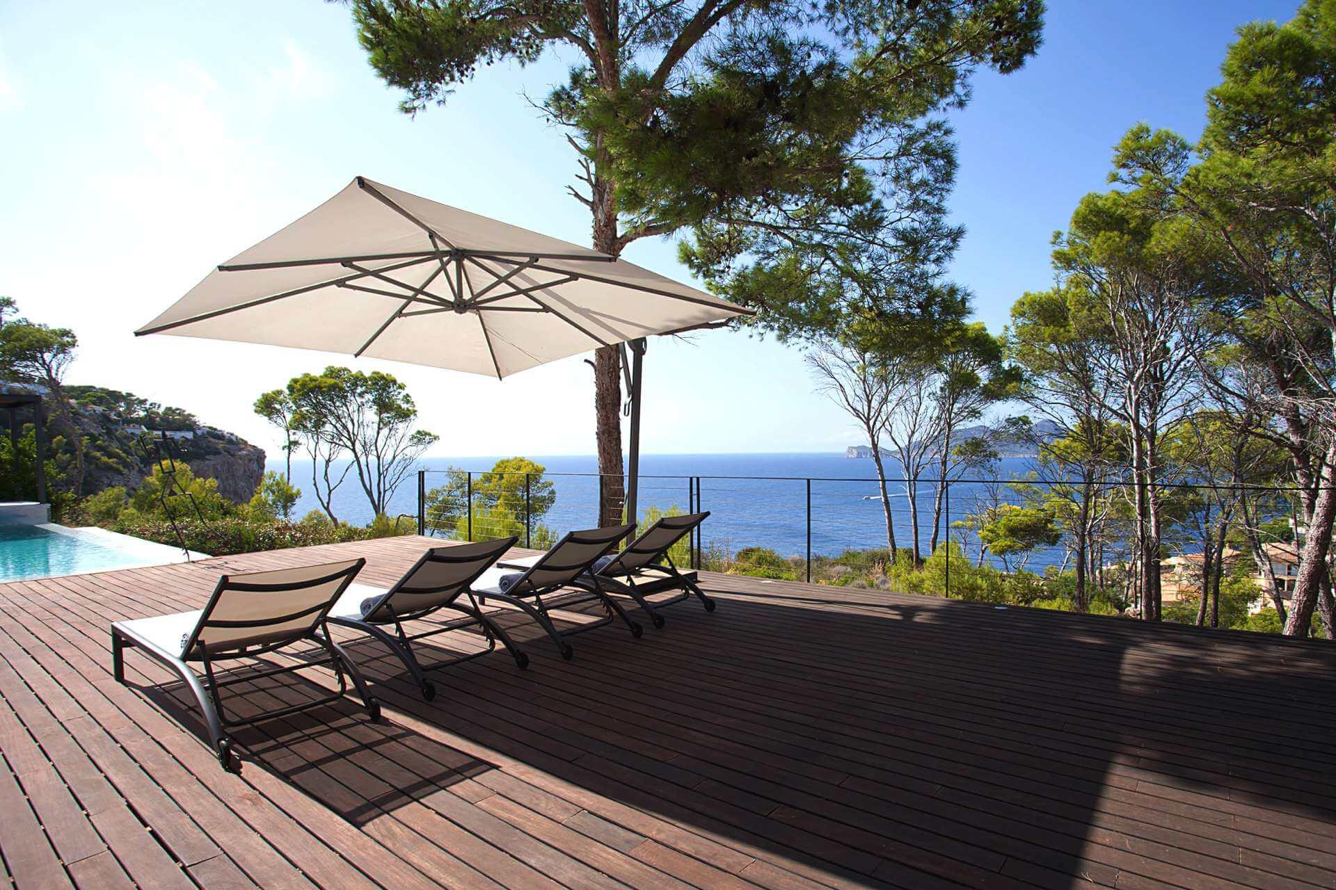 01-332 Sea view Villa Mallorca southwest Bild 10
