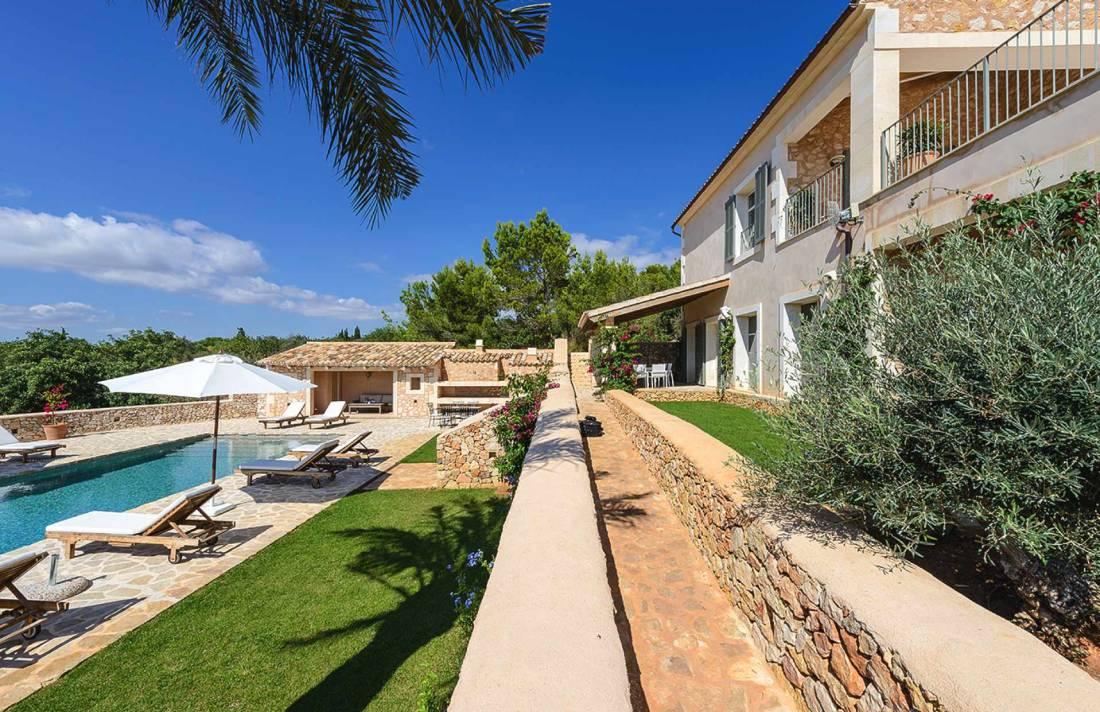 01-301 mondäne Finca Mallorca Süden Bild 10