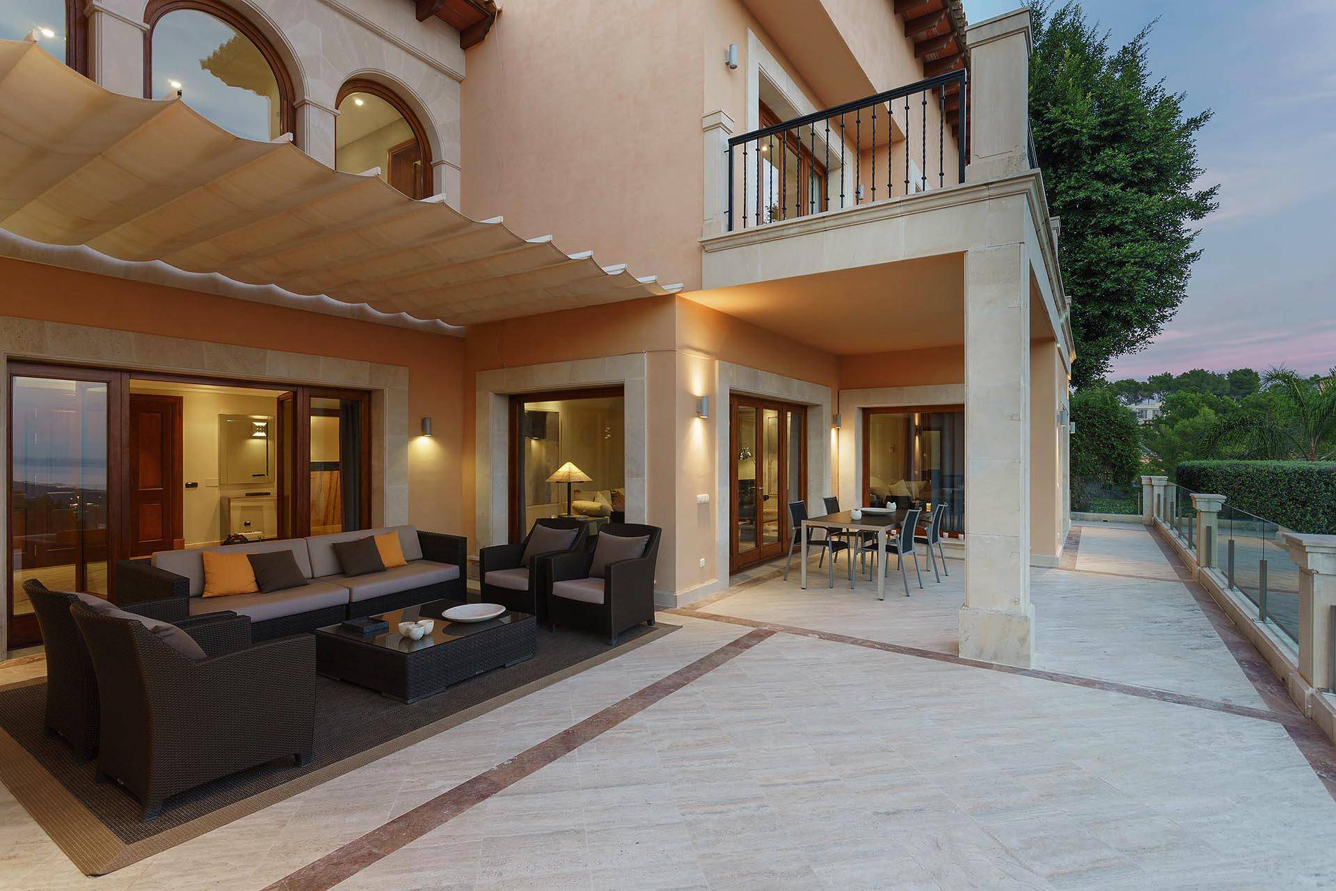 01-280 großzügige Villa nahe Palma de Mallorca Bild 10