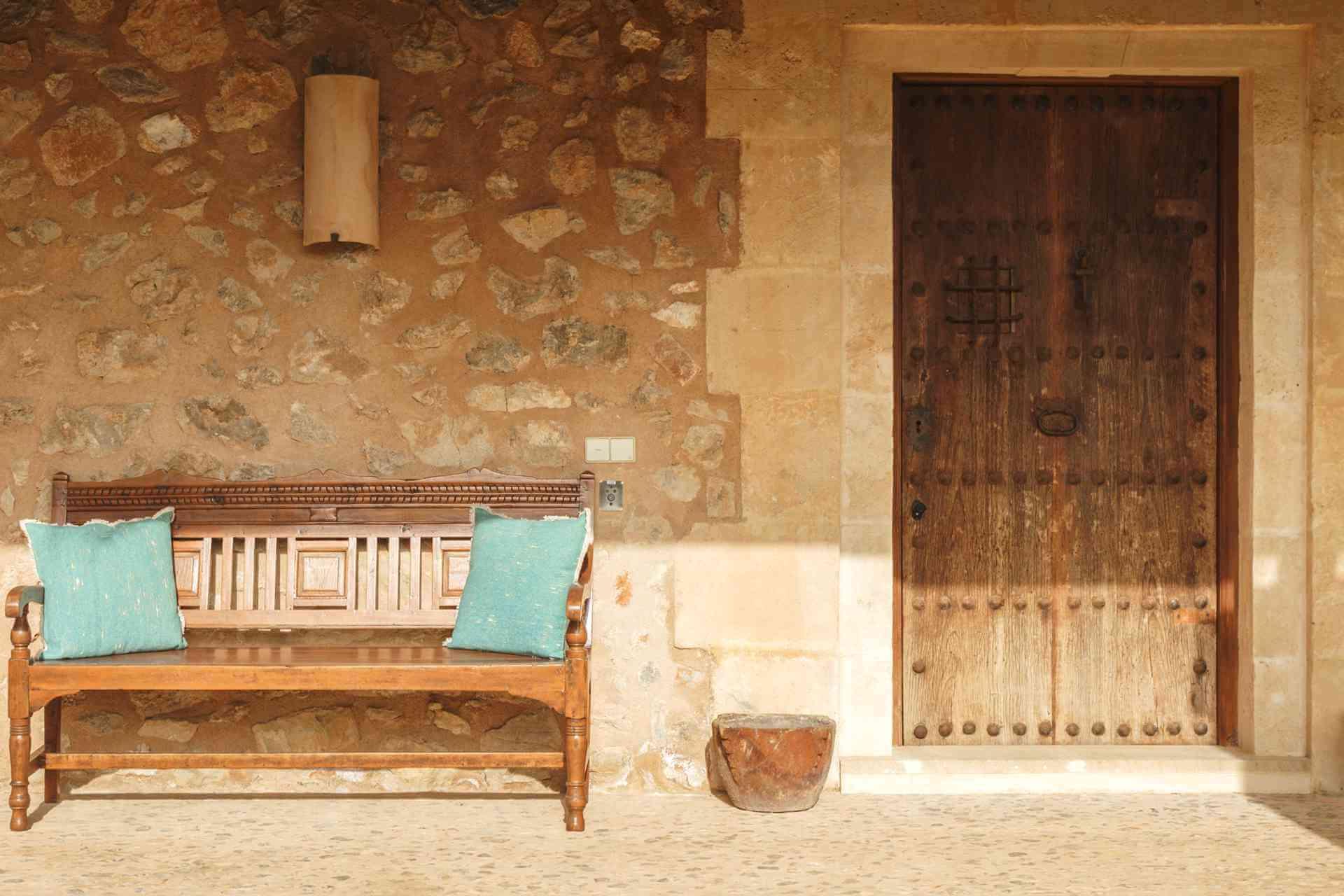 01-321 rustic Villa Mallorca east Bild 10