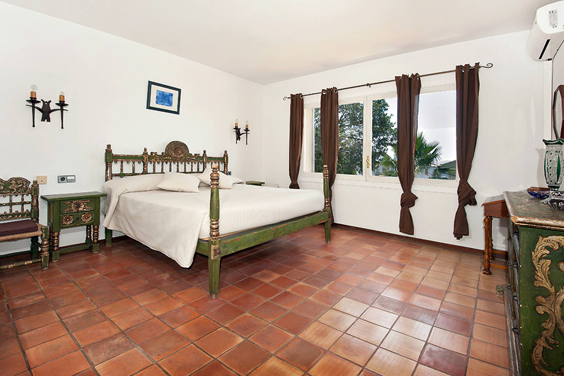 01-228 Mediterrane Villa Mallorca Norden Bild 10