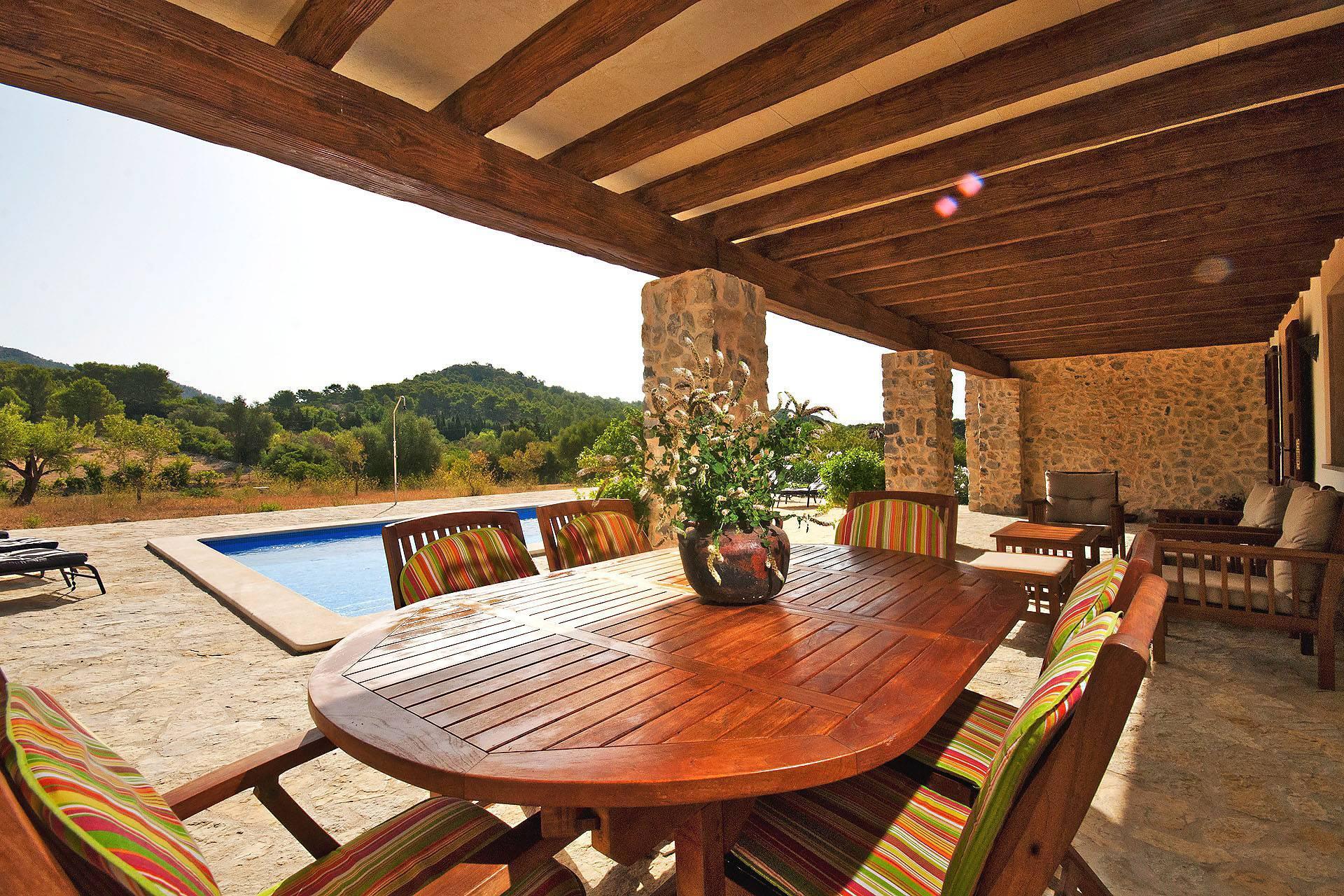 01-220 Finca Mallorca Norden mit Pool Bild 10