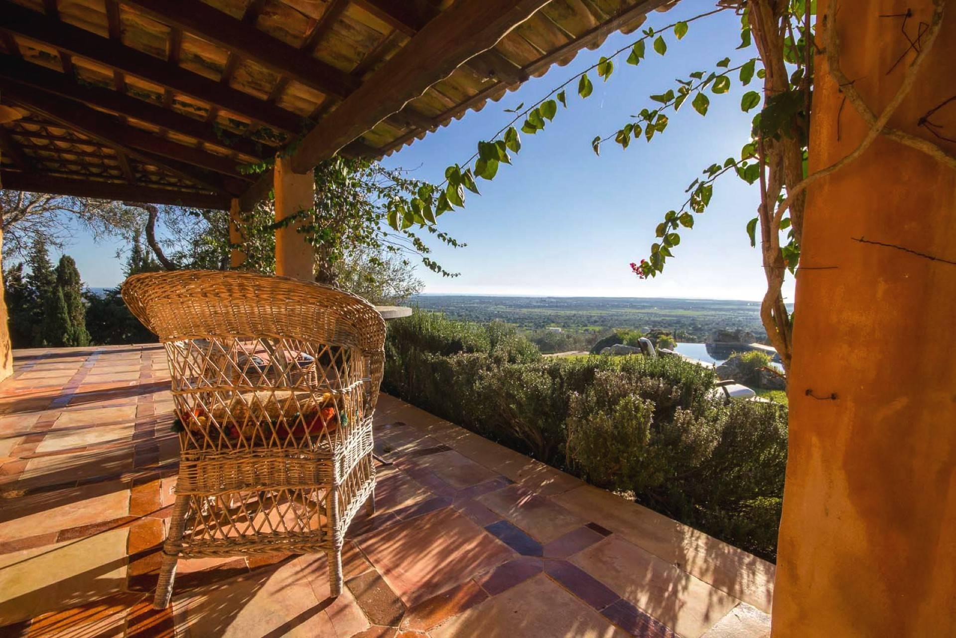 01-116 extravagante luxus Finca Mallorca Süden Bild 9