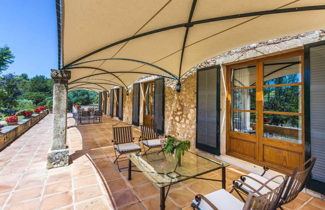 01-115 großzügige Finca Mallorca Nordosten Bild 11