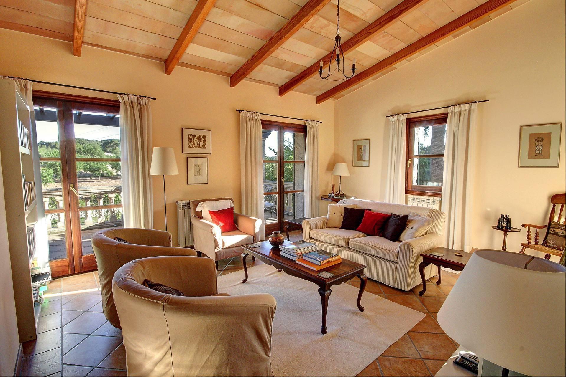 01-19 Elegante Finca Mallorca Südwesten Bild 10
