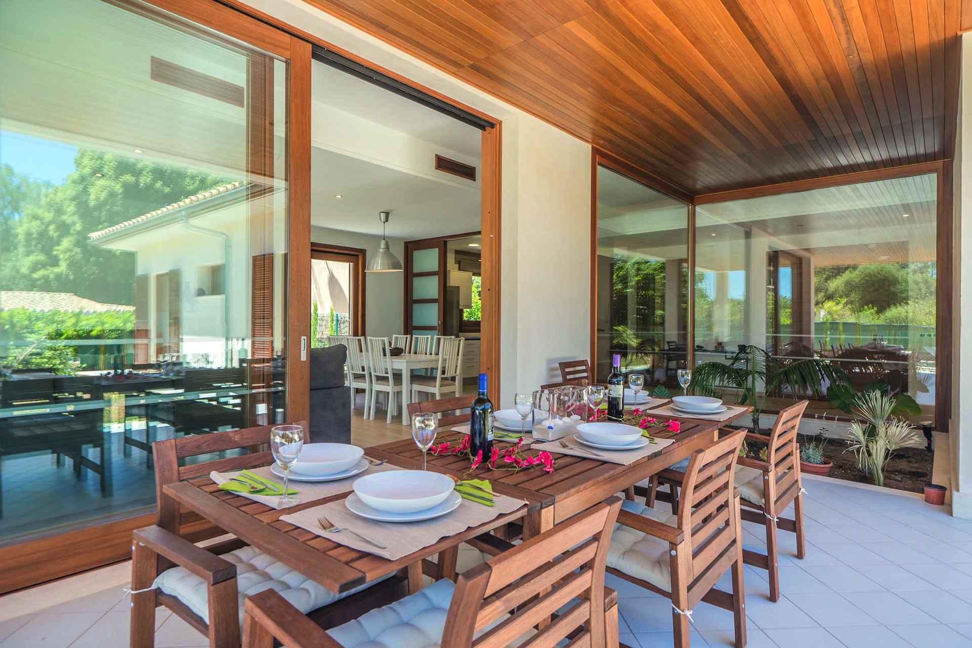 01-295 ortsnahe Villa Mallorca Norden Bild 11
