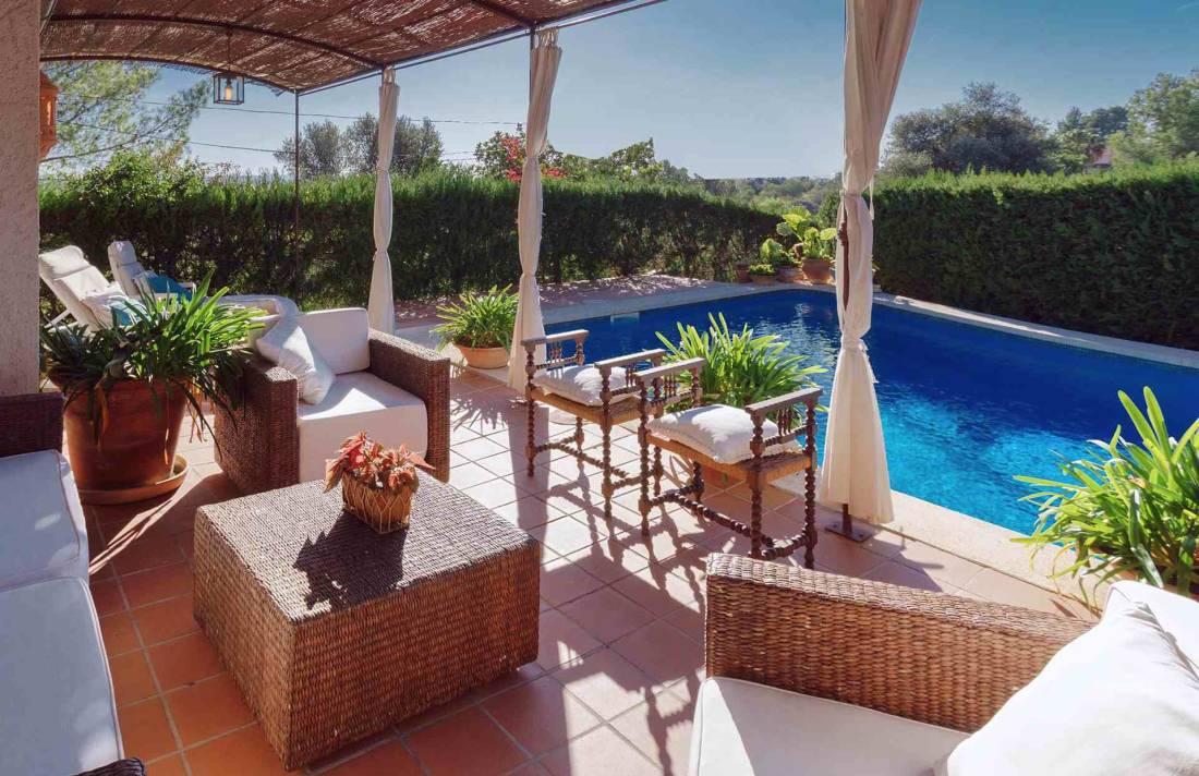 01-287 cozy Finca North Mallorca Bild 11