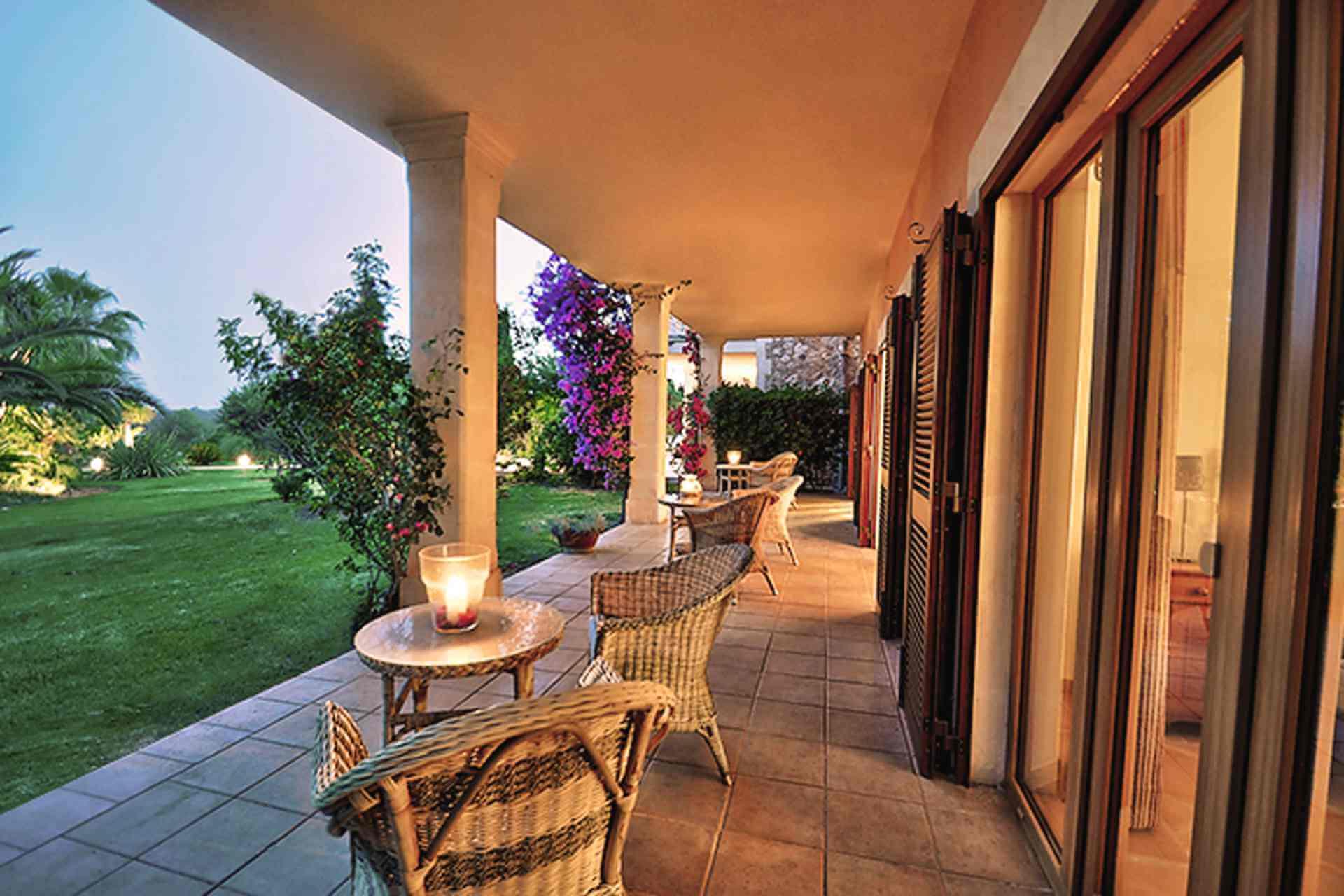 01-319 riesige luxus Finca Mallorca Osten Bild 11