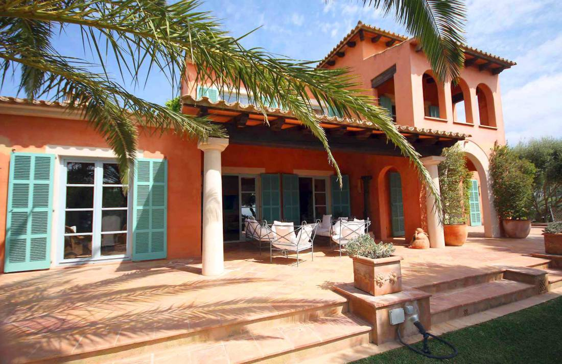 01-98 Extravagantes Ferienhaus Mallorca Osten Bild 11