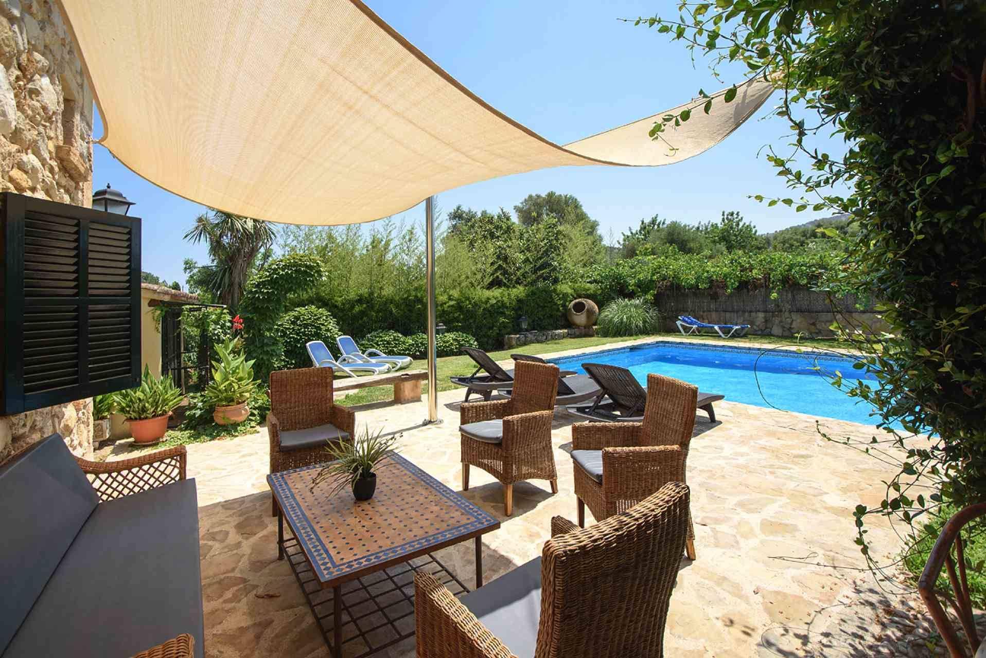 01-164 Romantische Finca Mallorca Norden Bild 11