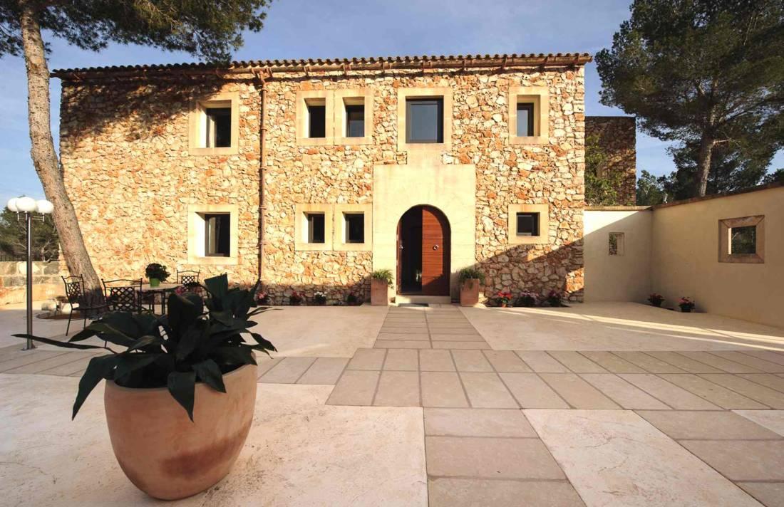 01-310 geschmackvolle Finca Mallorca Osten Bild 11