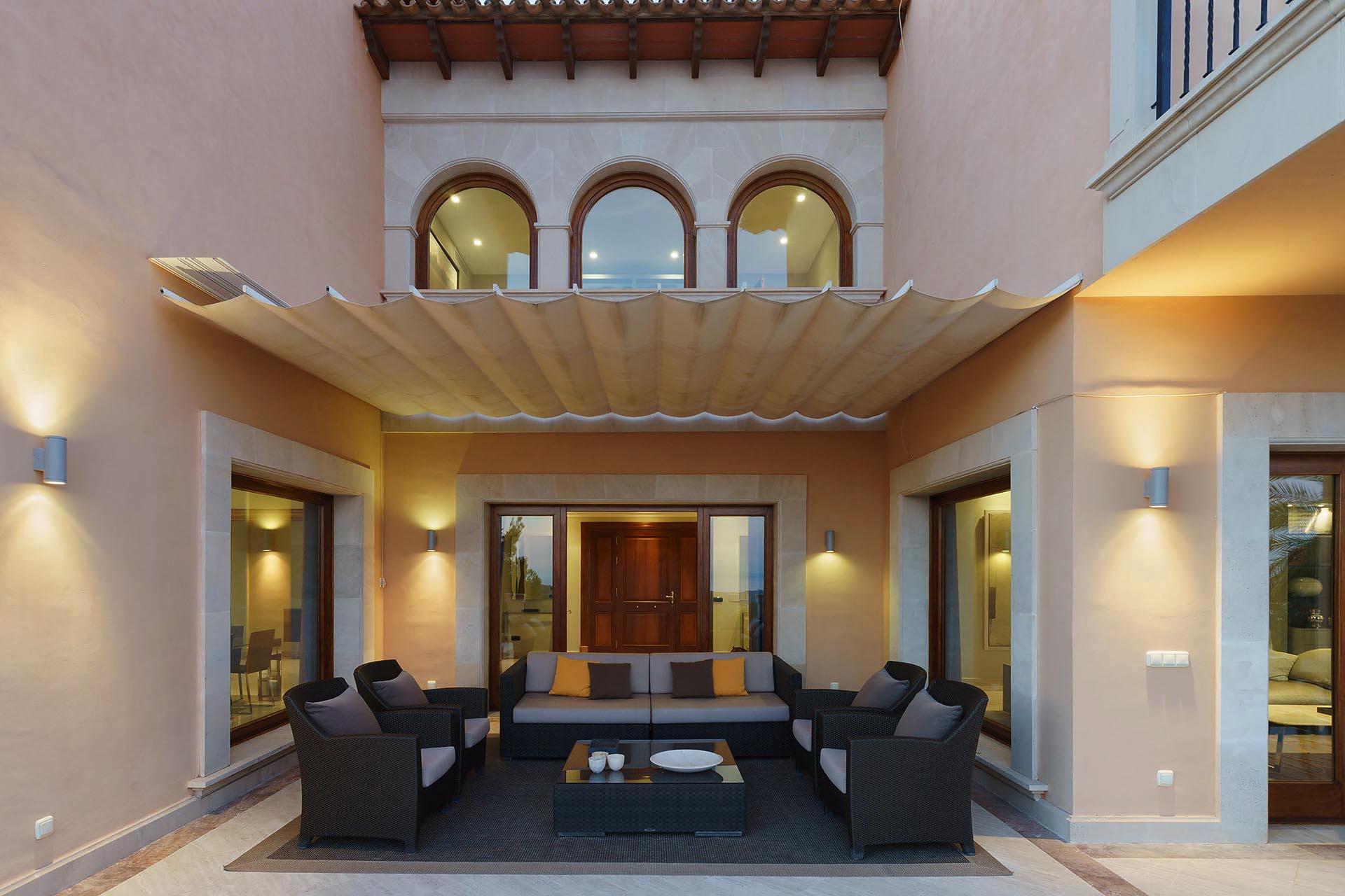 01-280 großzügige Villa nahe Palma de Mallorca Bild 11