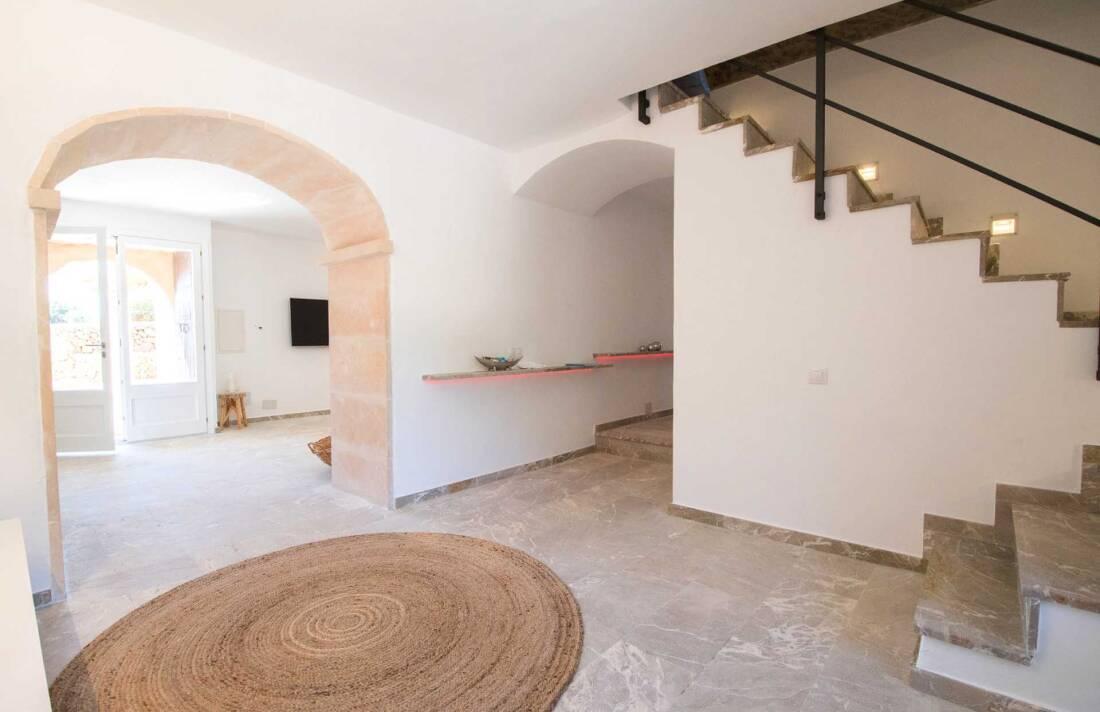 01-345 modern sea view Villa Mallorca east Bild 12