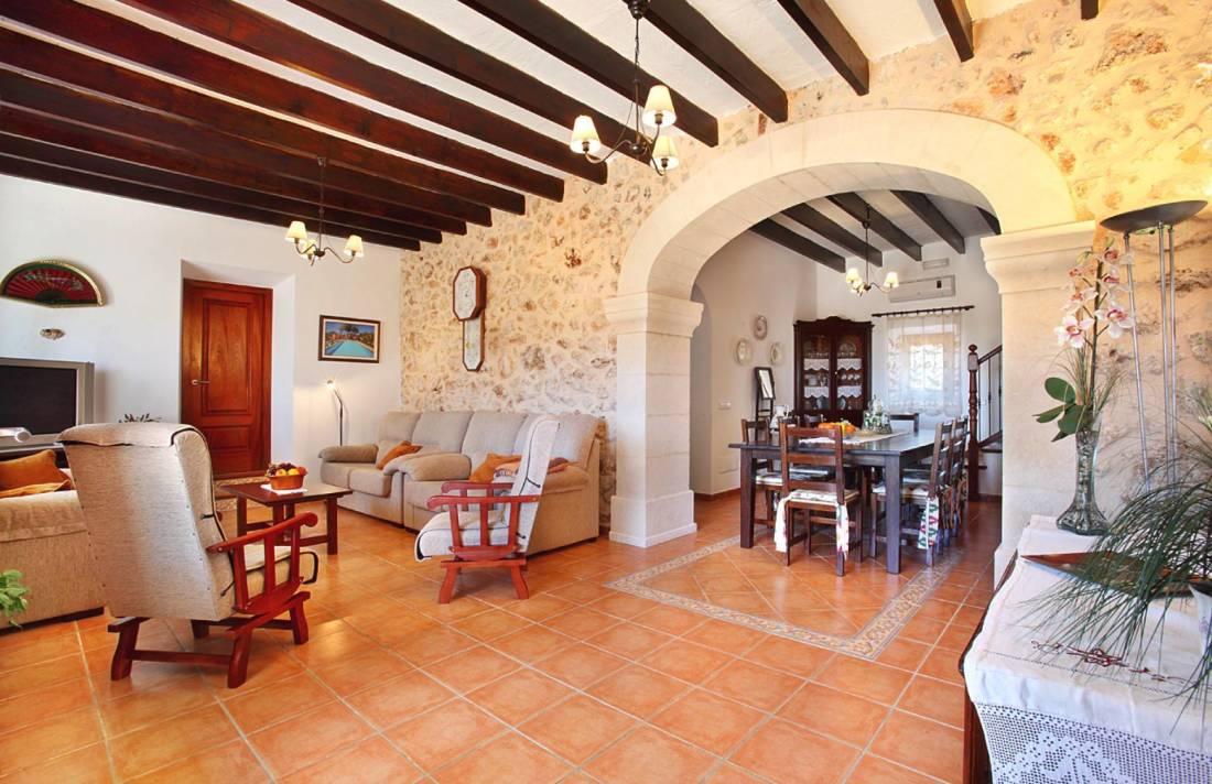 01-142 Rustikales Bauernhaus Mallorca Osten Bild 10