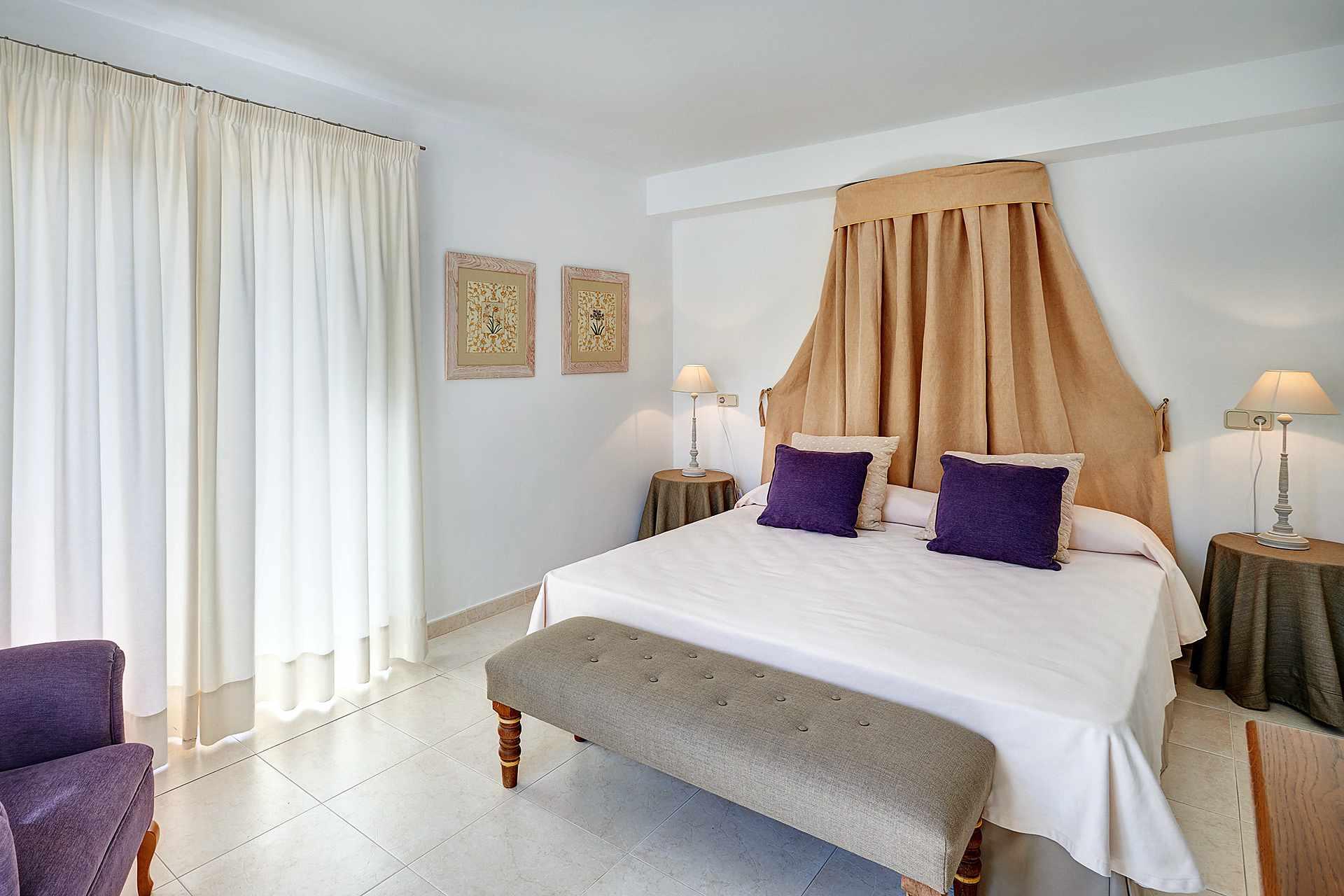 01-49 luxuriöses Chalet Nordosten Mallorca Bild 12