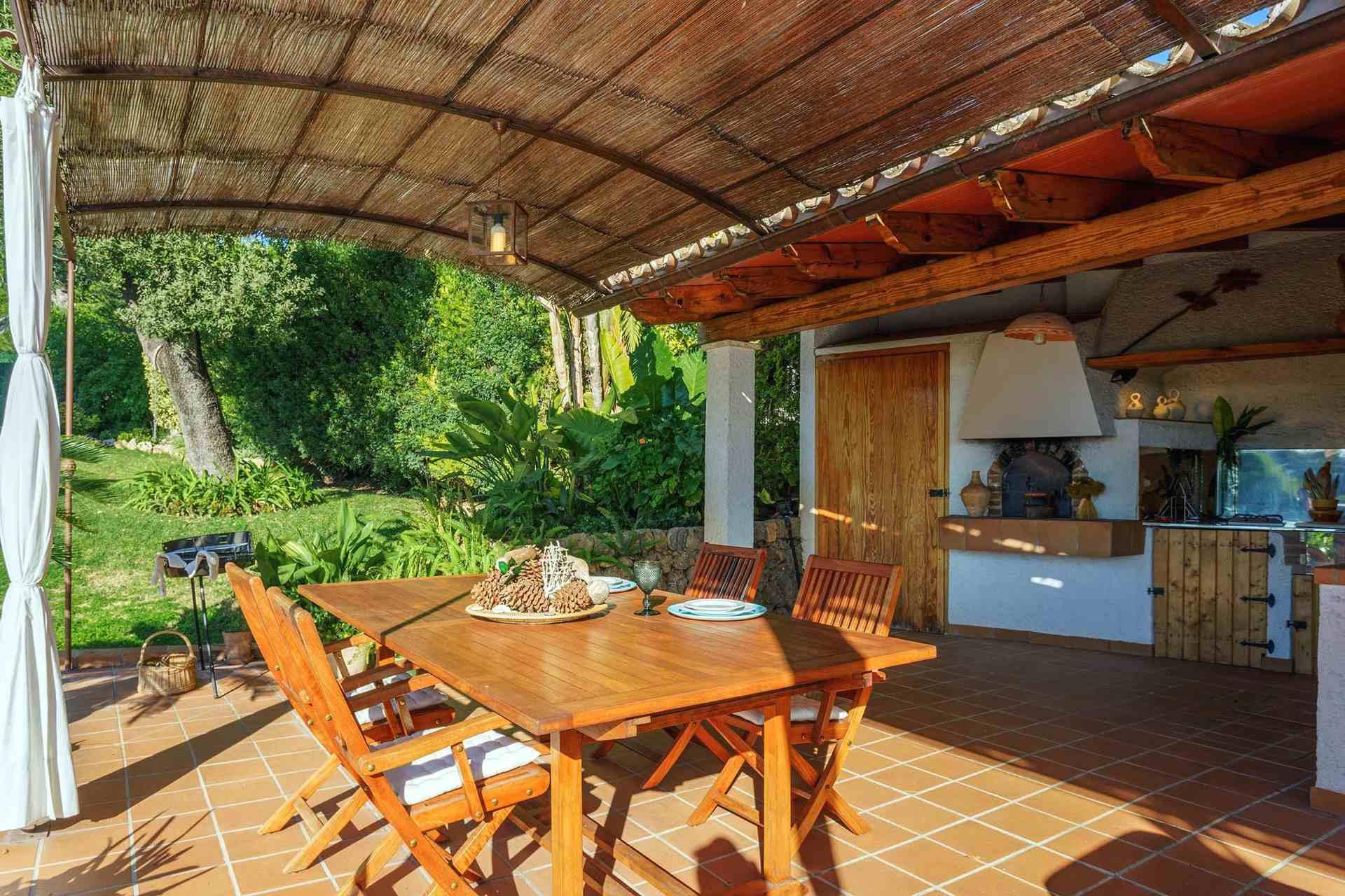 01-287 cozy Finca North Mallorca Bild 12