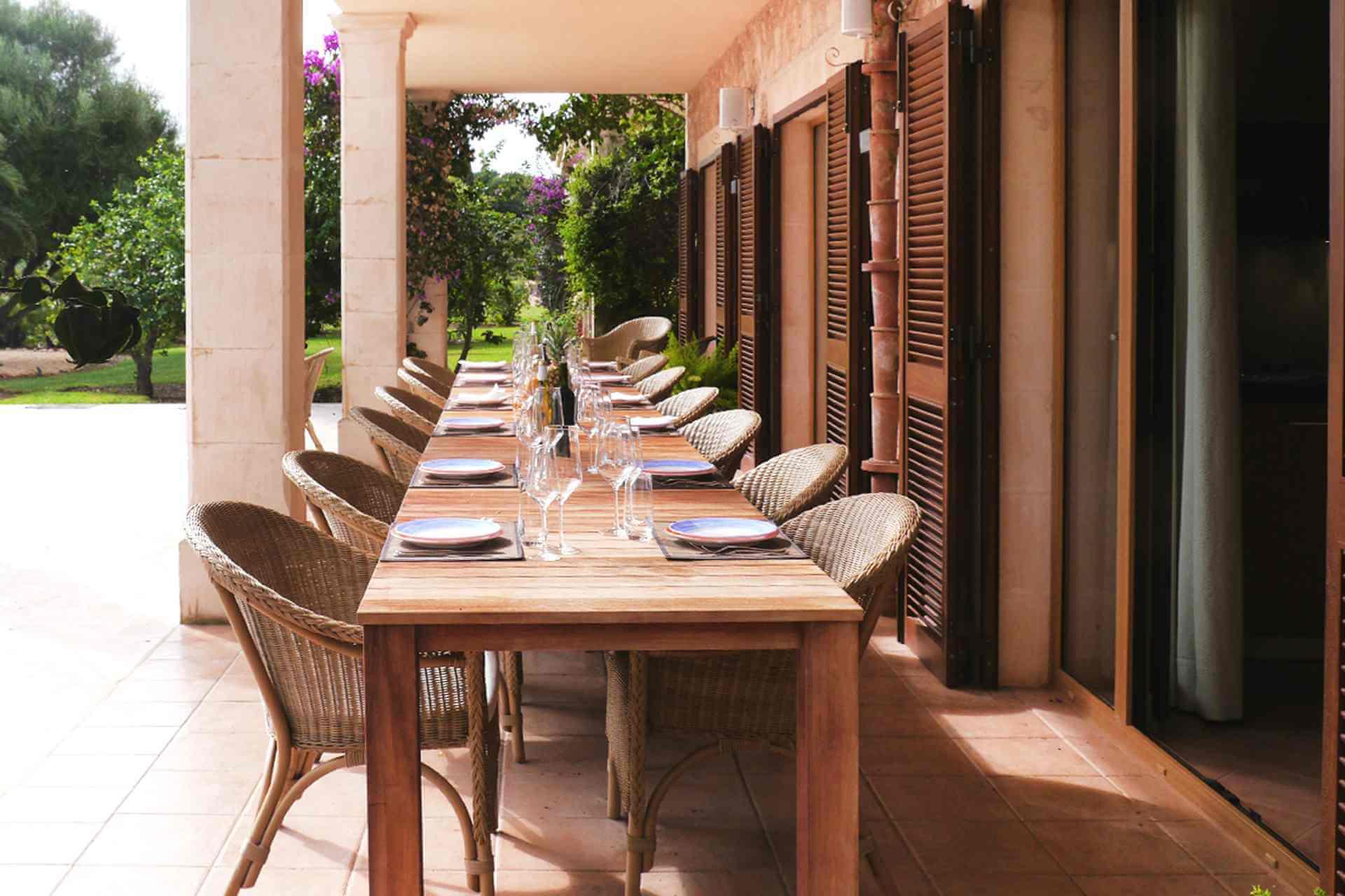 01-319 riesige luxus Finca Mallorca Osten Bild 12