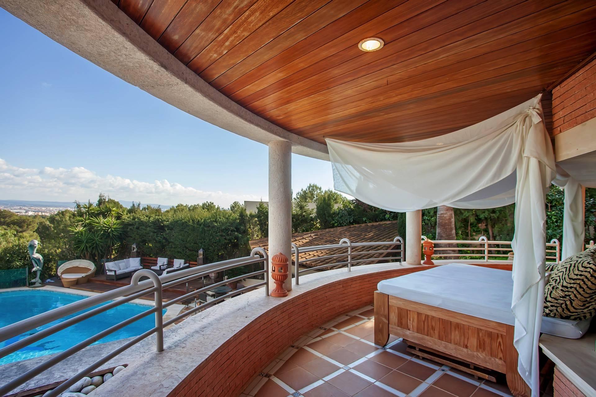 01-251 Extravagante Villa Mallorca Südwesten Bild 11