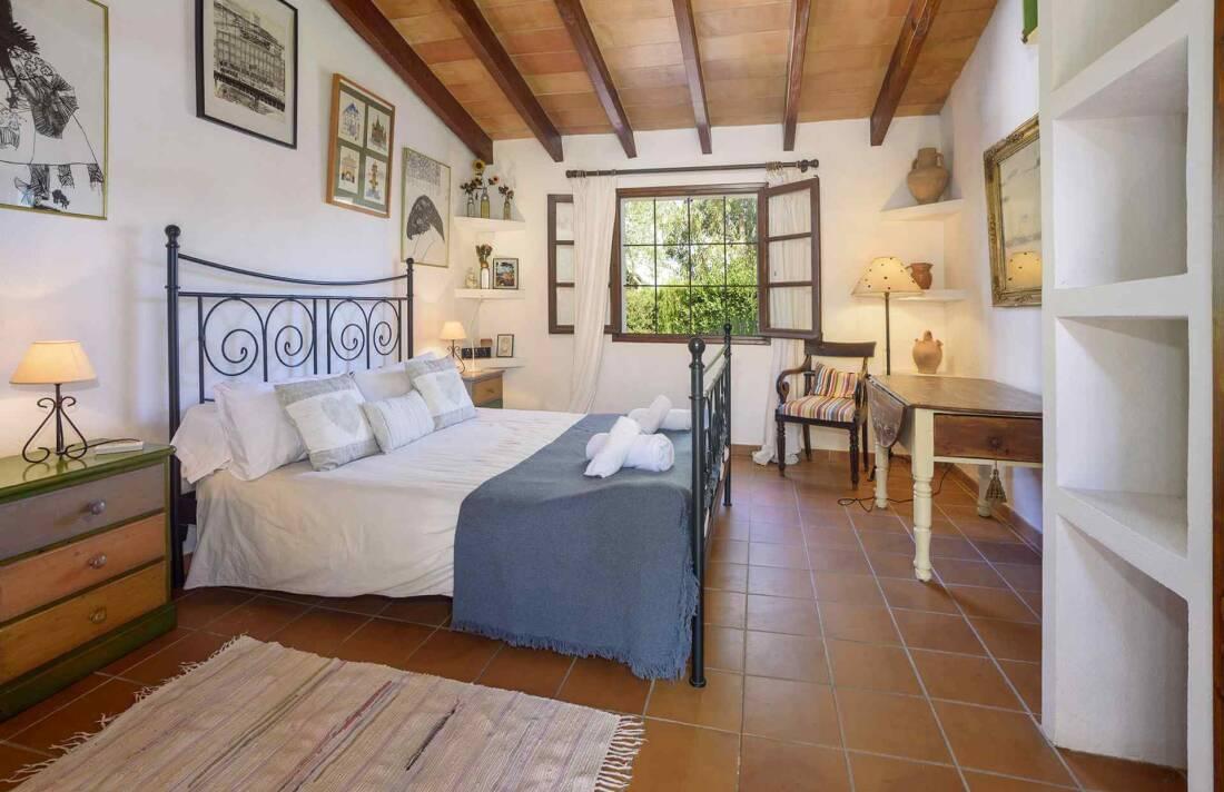 01-161 Finca mit hübschem Garten Mallorca Norden Bild 12
