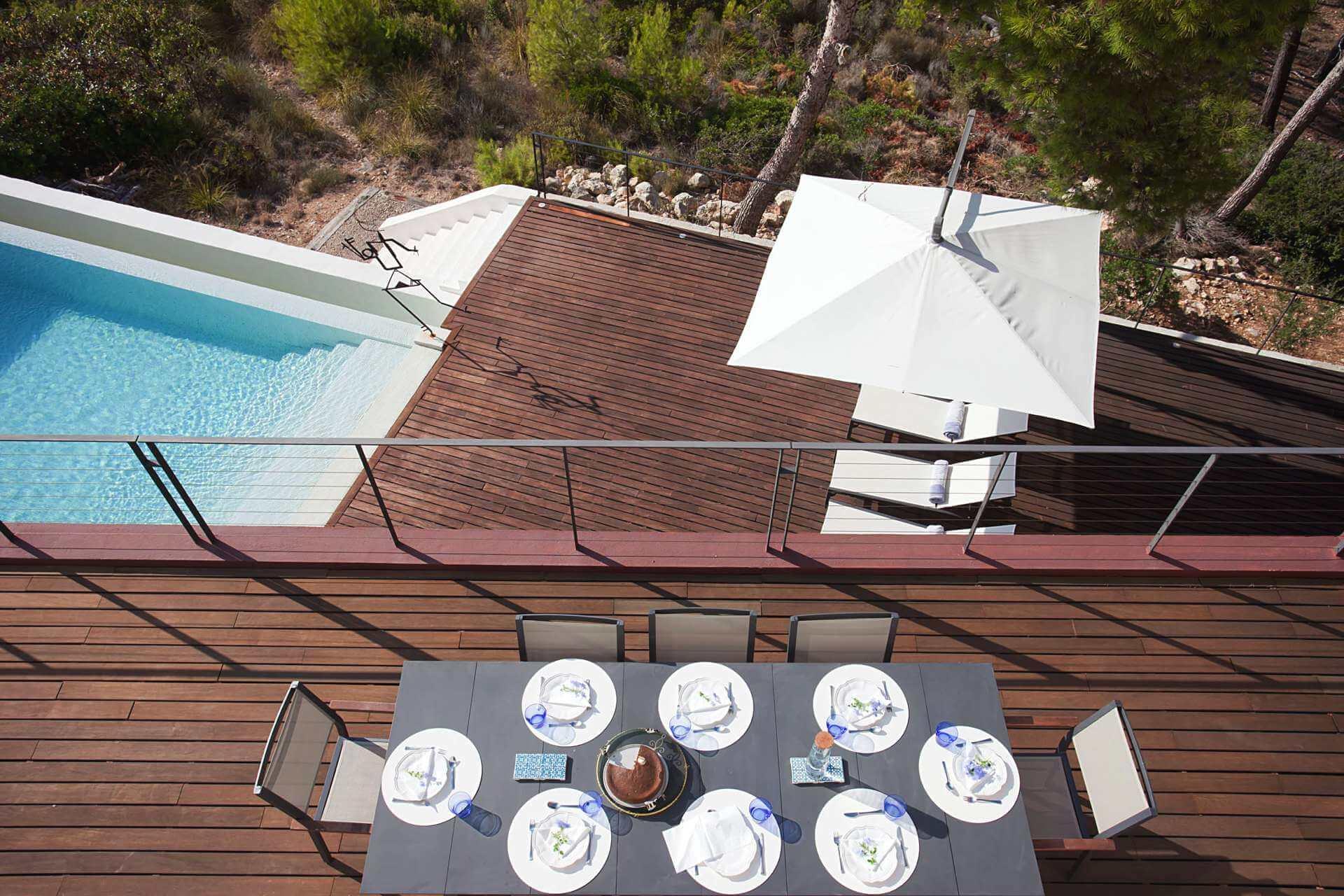 01-332 Sea view Villa Mallorca southwest Bild 12
