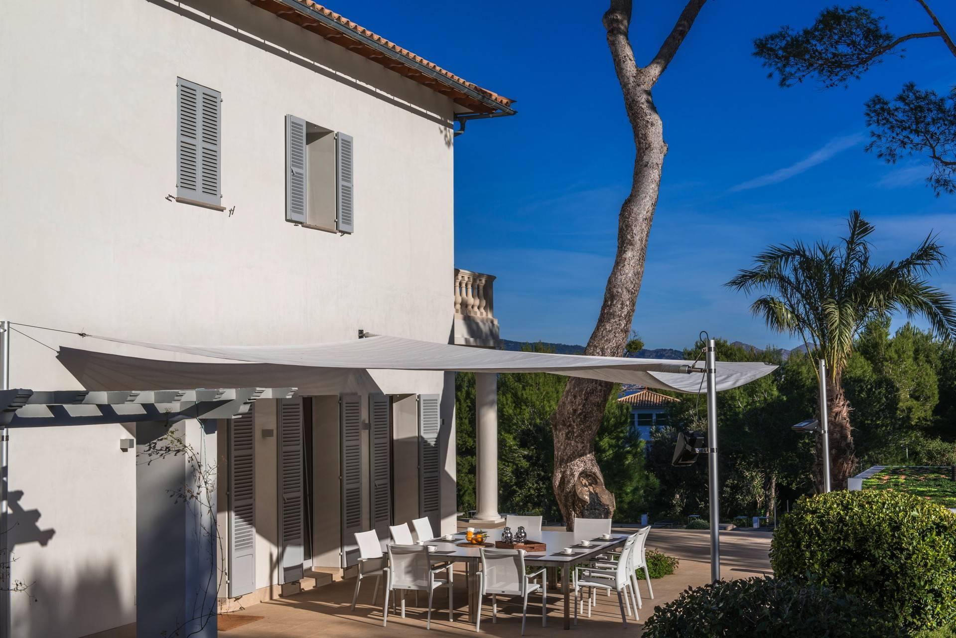 01-250 Extravagant Villa Mallorca North Bild 13