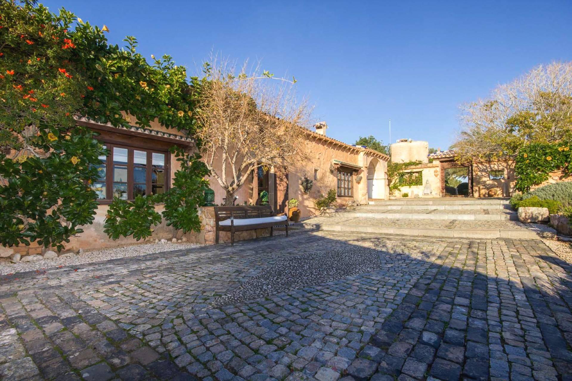 01-116 extravagante luxus Finca Mallorca Süden Bild 11