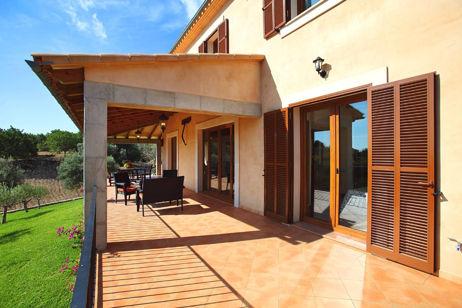01-159 Ländliches Ferienhaus Mallorca Osten Bild 13