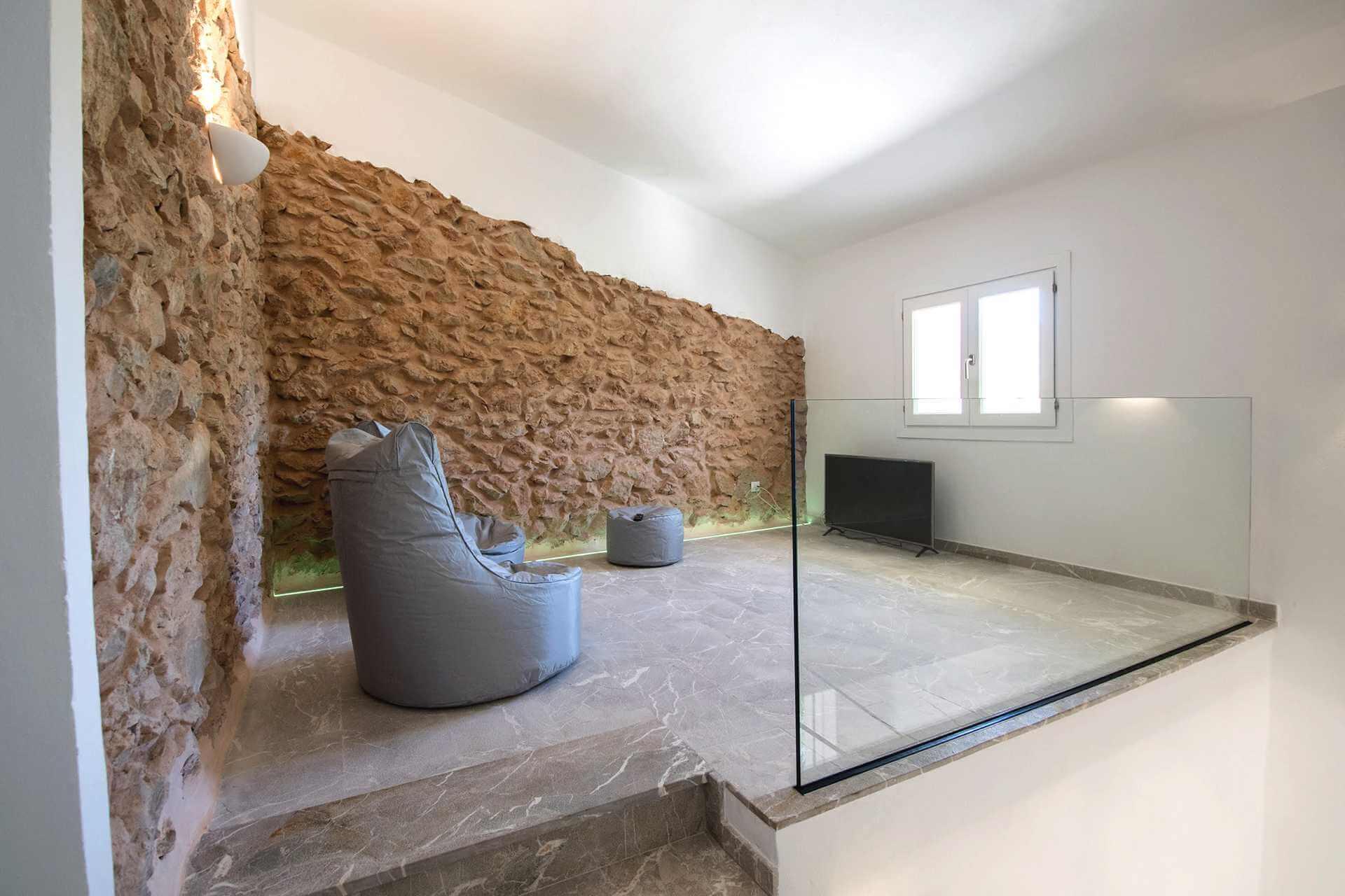 01-345 moderne Meerblick Finca Mallorca Osten Bild 13
