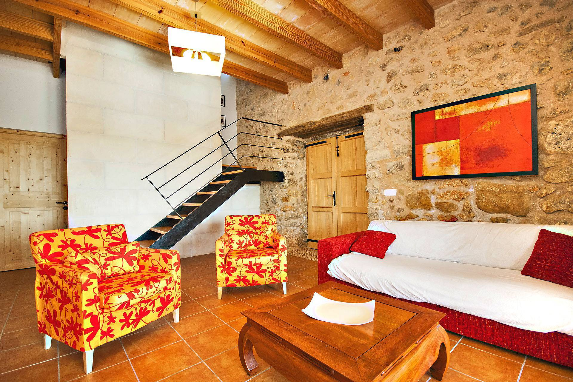 01-213 Moderne Finca Mallorca Norden Bild 13